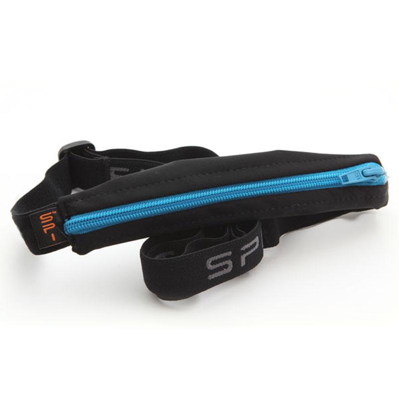 SPIBELT LARGE POCKET black-blue